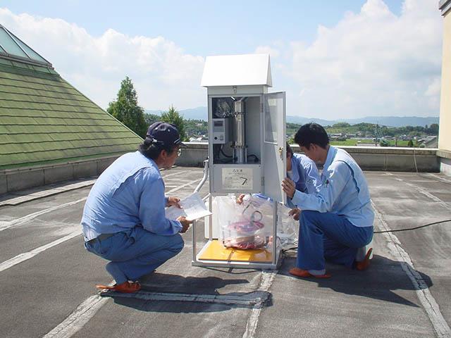 大気調査3