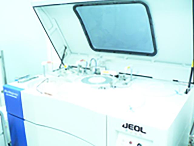 血液分析機