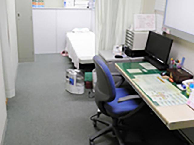 婦人科診療室