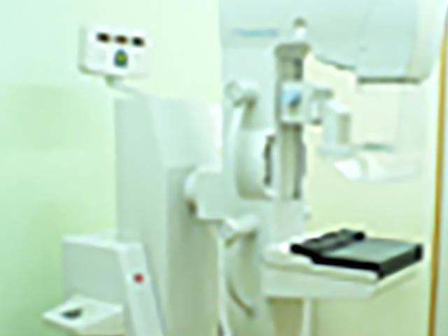マンモグラフィー検査