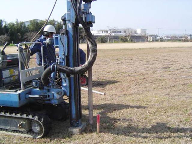 土壌調査1