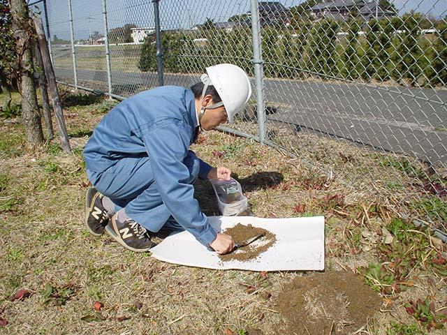 土壌調査2